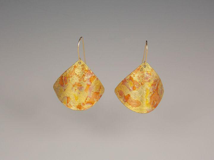 earrings one - Sandra VanderMey