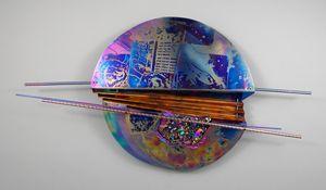 Saturn Wallpiece - Sandra VanderMey