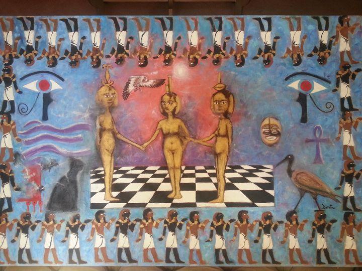 Third Eye - Derwin's Collection