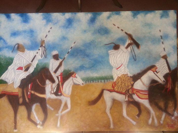 The Four Horsemen - Derwin's Collection