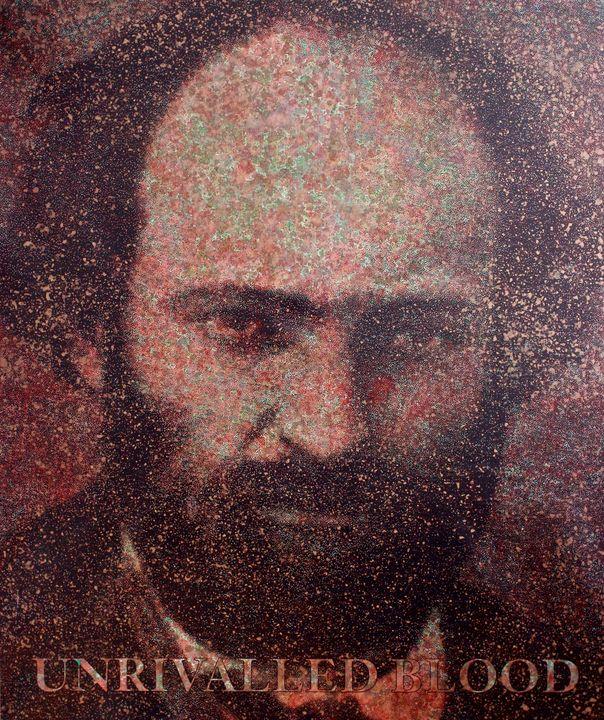 UNRIVALLED BLOOD - Cezanne - ART OF TITUS NOLTE