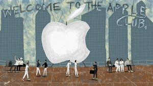 Welcome to the Apple Club