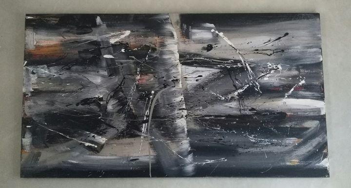Chaos - mercur'art