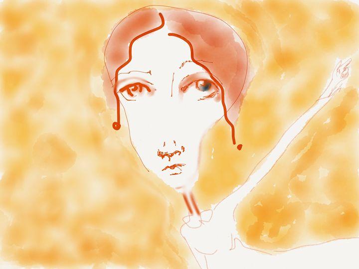 Adieu - soulspeak art