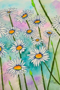 Just A Bunch Of Daisies