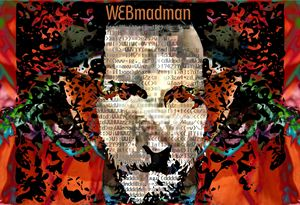 WEBmadman Digital Portrait 01