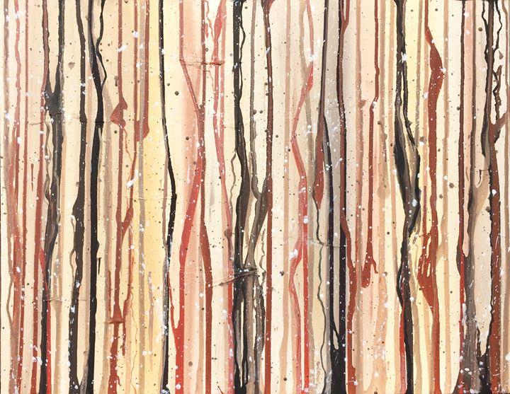 Flowing rocks - Kileys Gallery