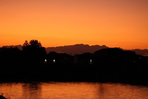 Orange Lake
