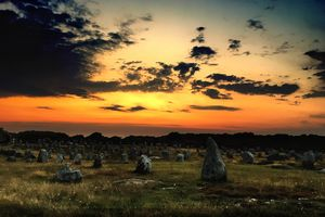 The alignments of Carnac - ValouPenard Photographie