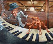Joel Gwidt at Mute Cat Studios