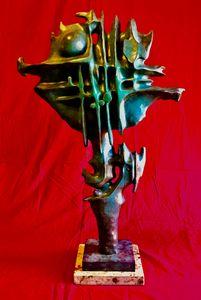Desert Blossom - Stephen Repasi Art