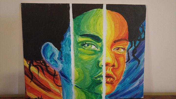 Different perspectives - Maayart