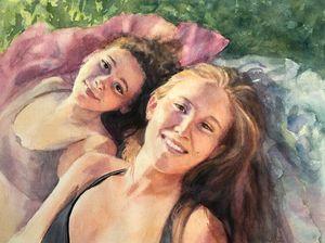 Sara and Sarah