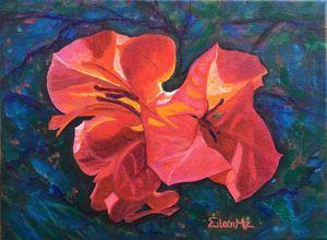 Bougainvillea - EileenMz Art