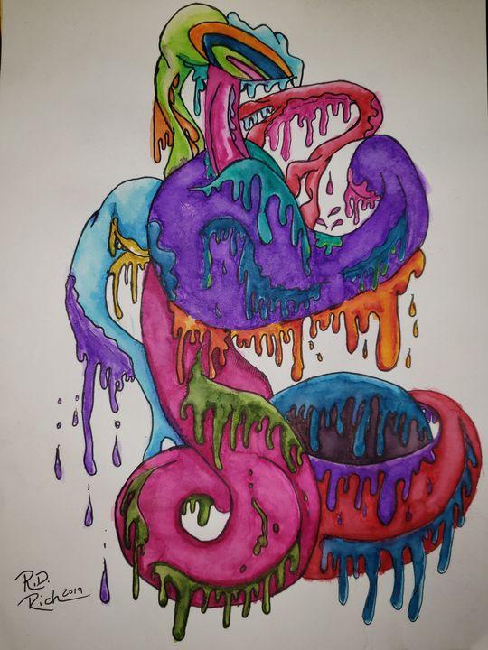 Splat - R.D. Rich Arts