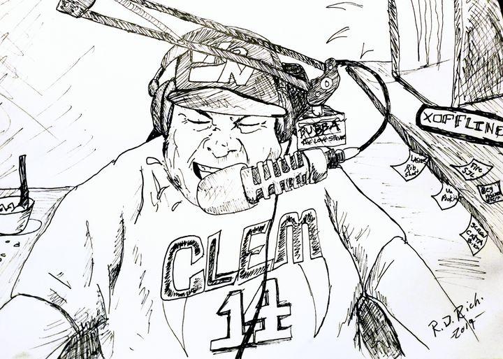 Bubba Clem - R.D. Rich Arts