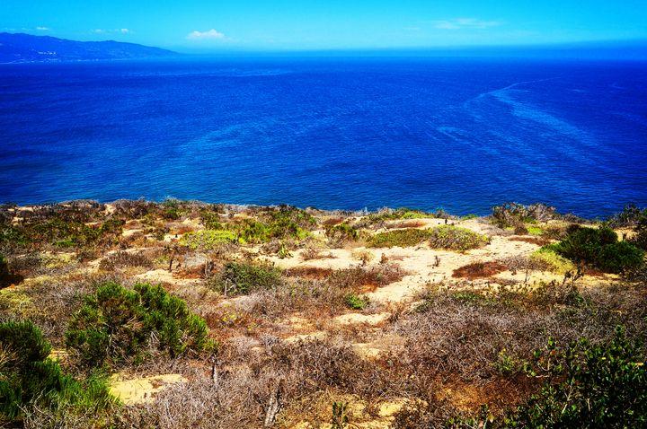 Desert meets Ocean, Malibu - Anna Karin Photography
