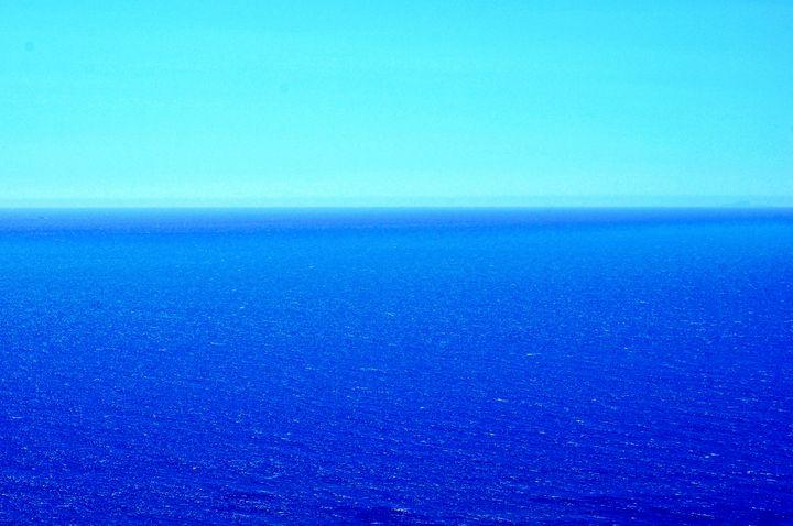 Ocean Horizon #2, Malibu - Anna Karin Photography