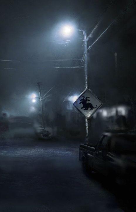 Night Vale - Spooky Fantasy