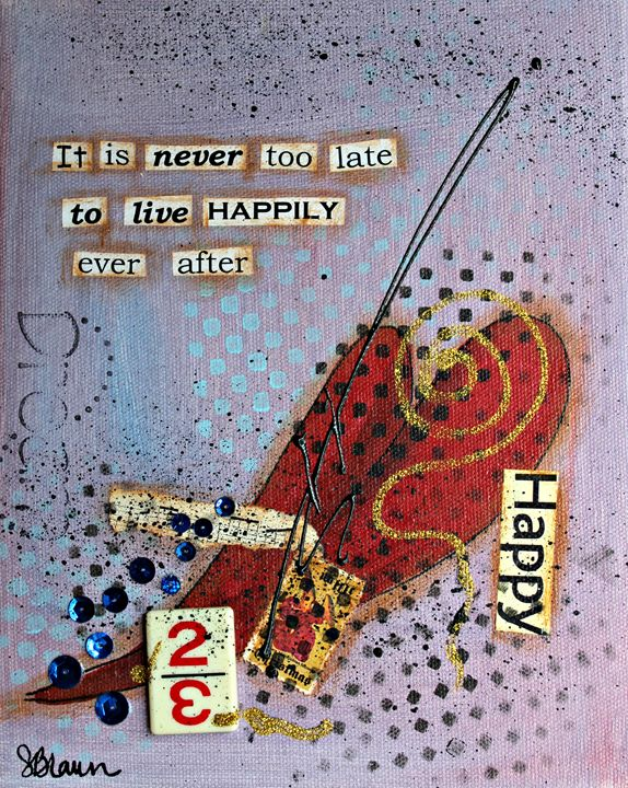 Happy Ever After - Funky Picasso