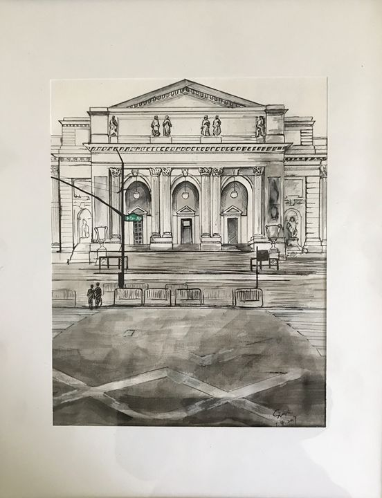 New York Public Library - Pen N Pencil