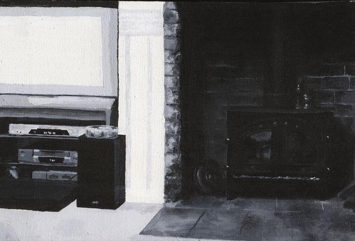 Livingroom - Tim Douel Art