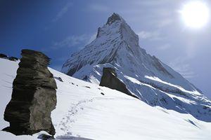Mt Matterhorn
