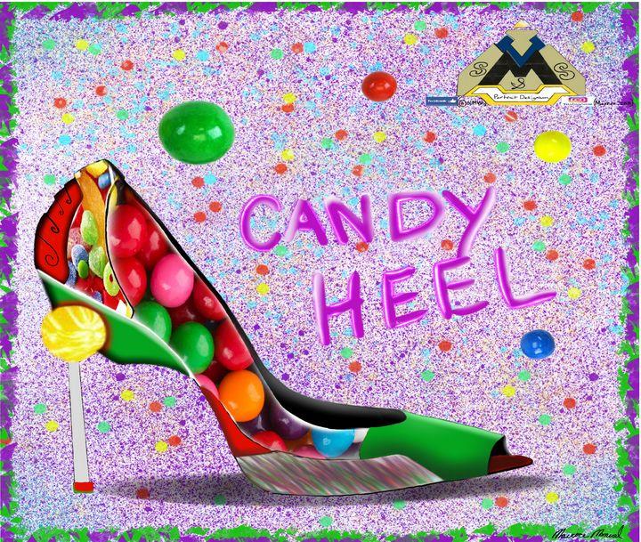 MVS&S Candy Hell - MVS&S Classic canvas
