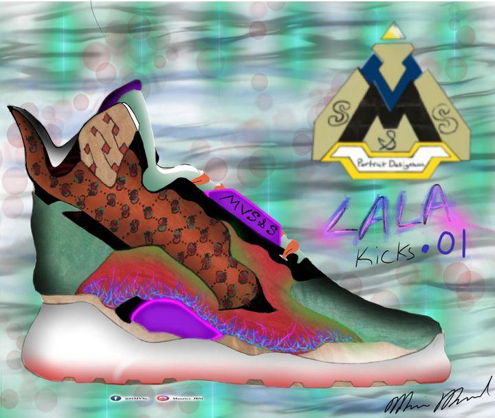 MVS&S LALA kicks.01 - MVS&S Classic canvas