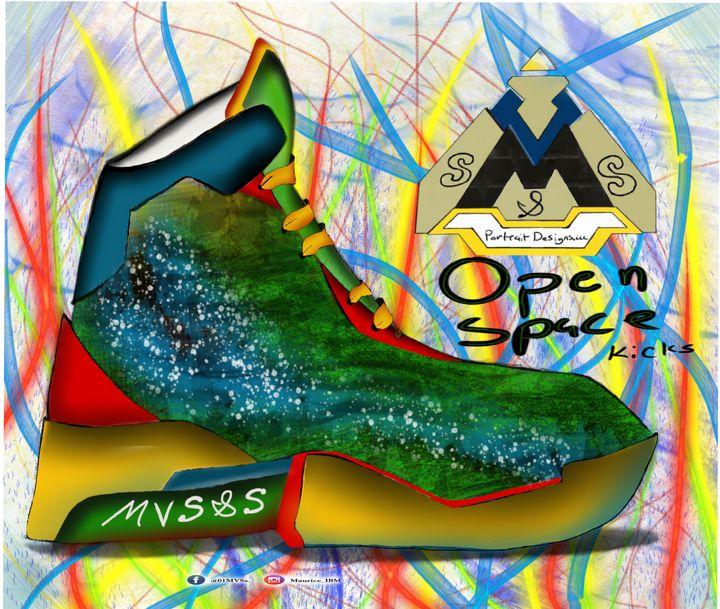 MVS&S Open Space - MVS&S Classic canvas