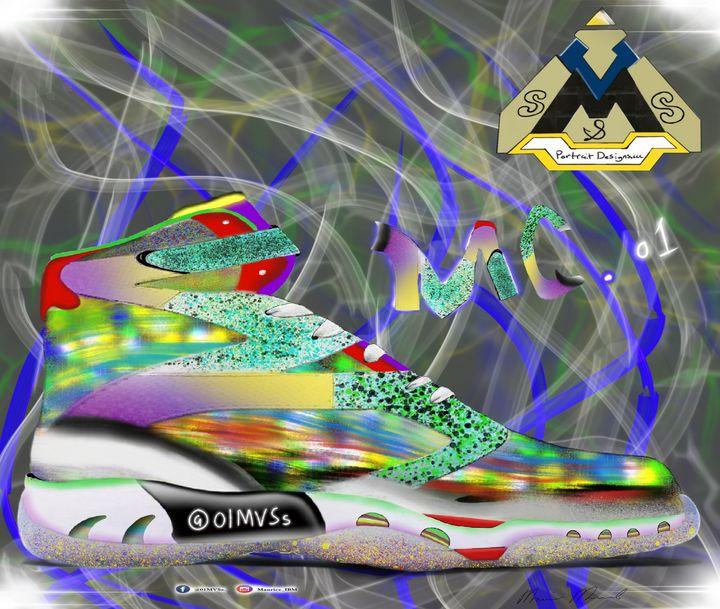 MVS&S MC.01 - MVS&S Classic canvas