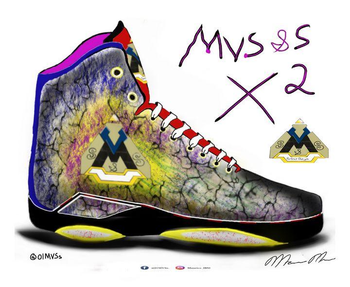 MVS&S x2 - MVS&S Classic canvas