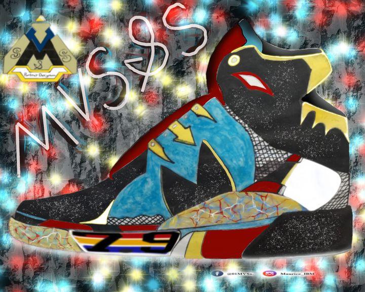 MVS&S 7.9 - MVS&S Classic canvas
