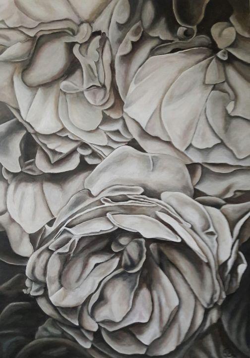 Lost in the petals - Swan Gallery