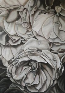 Lost in the petals