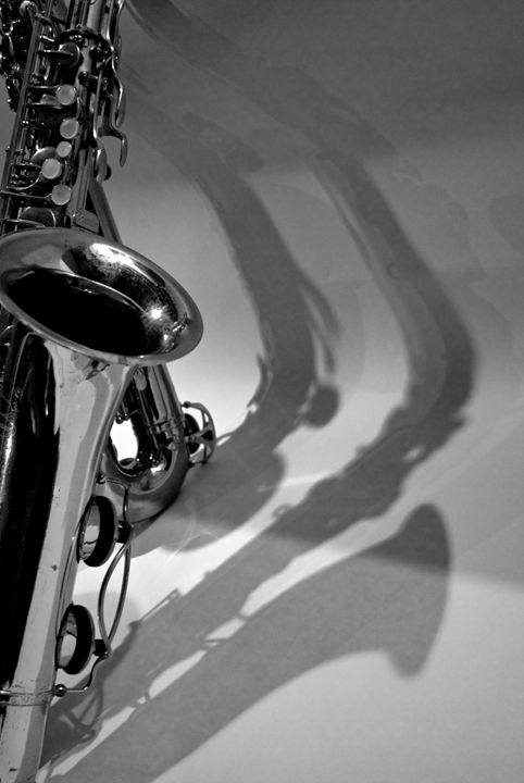 Musical Shadows - Kelly Anne Photography