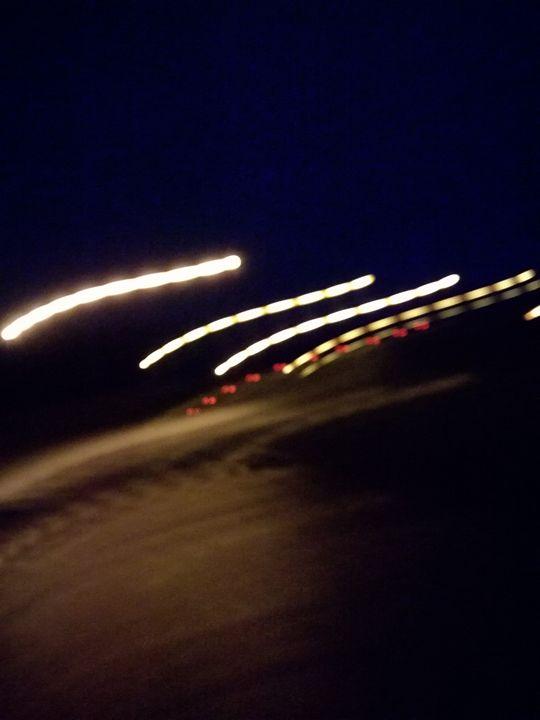 Night lights - Ema's Art