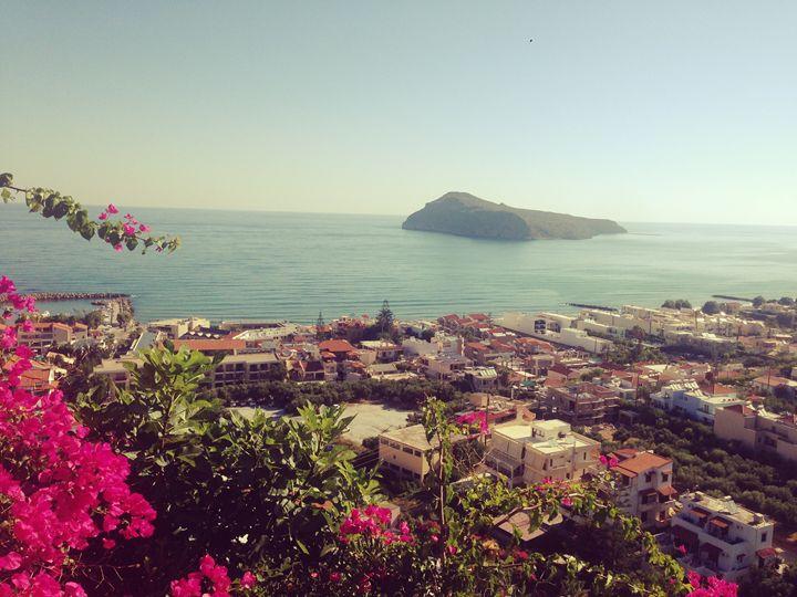 Island view - Ema's Art