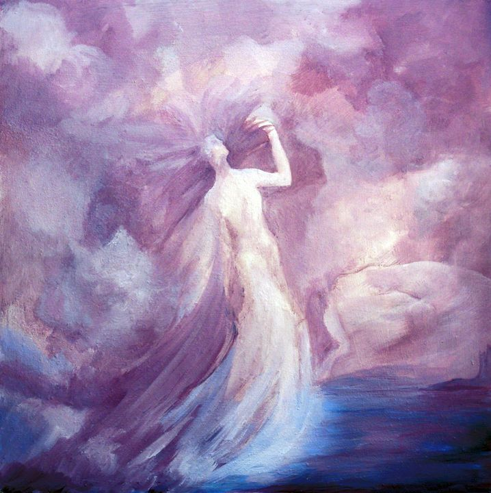Finding the Goddess Within - Teresa Leigh Ander