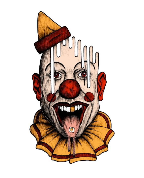 CLOWN ON ACID - Oliver Hassell