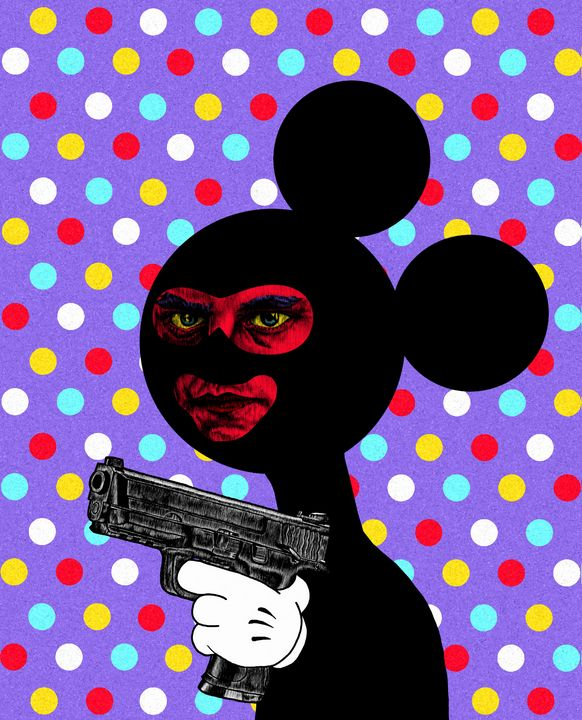 MICKEY IMPOSTER - Oliver Hassell
