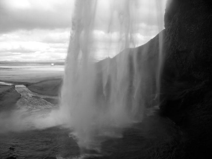 Seljalandsfoss Waterfall, Iceland - Katie Jacobson-Lang