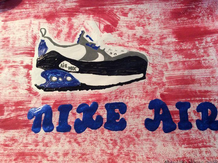 Nike Shoe Marys Best Work From Tucson