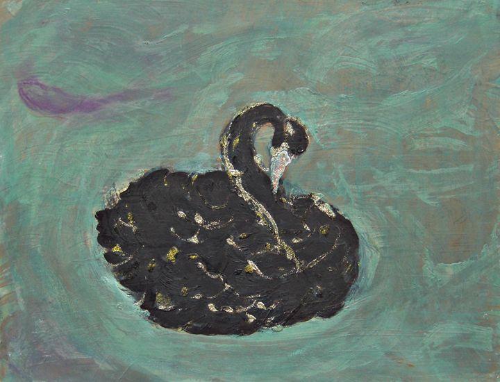 Black Swan - Michaela Galleries