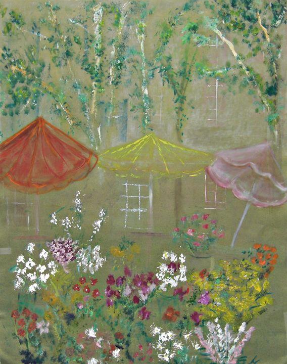Antoinette's Flowers - Michaela Galleries