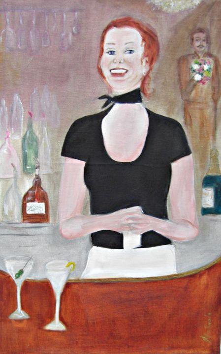 L'aperatif - Michaela Galleries