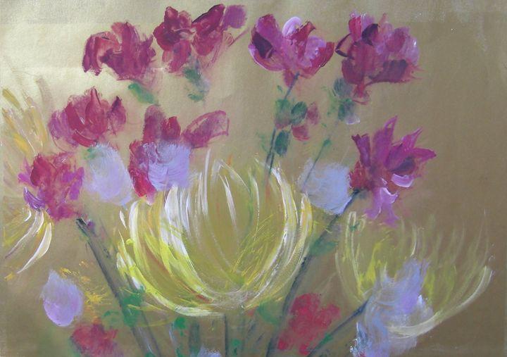 Fuchsia - Michaela Galleries