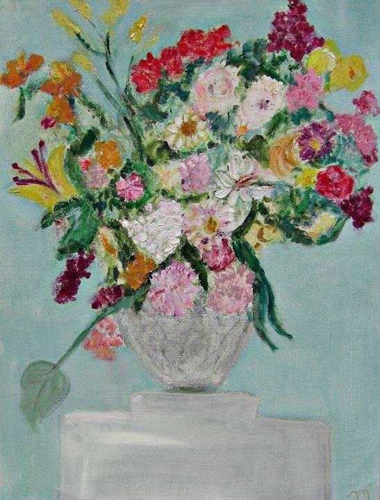Spring Bouquet - Michaela Galleries