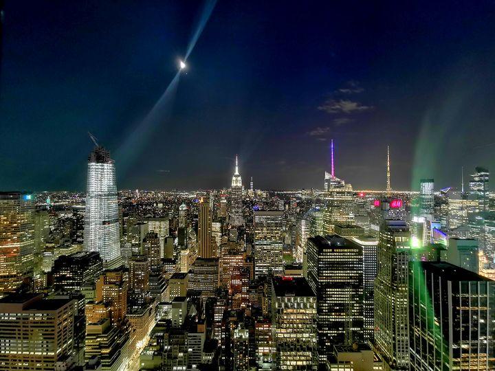New York Luminance - Si Cole