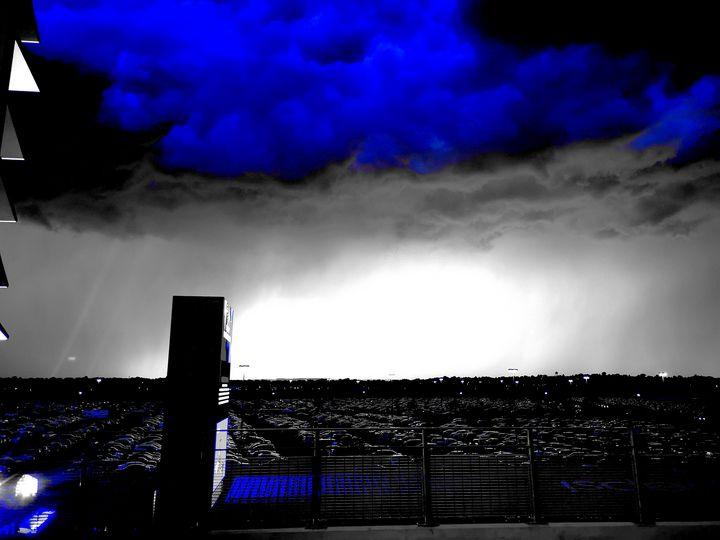 Blue Storm - Si Cole